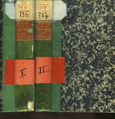Histoire de Charles 1er, depuis son avènement jusqu'à sa mort (1625 - 1649). EN 2 VOLUMES