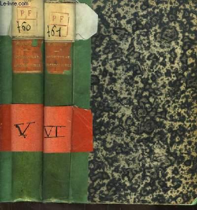 Histoire du Protectorat de Richard Cromwell et du Rétablissement des Stuart (1658 - 1660). EN 2 TOMES