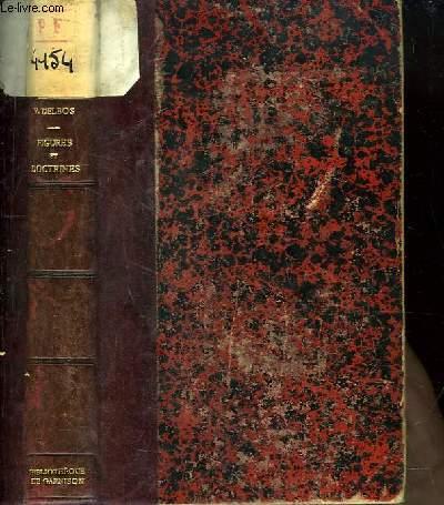 Figures et Doctrines de Philosophes. Socrate, Lucrèce, Marc-Aurèle, Descartes, Spinoza, Kant, Maine de Biran.