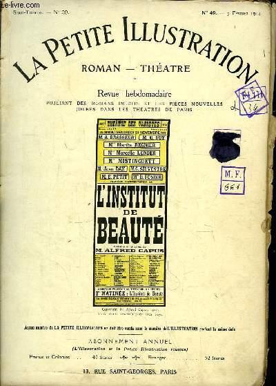 L'Institut de Beauté. Comédie en 3 actes