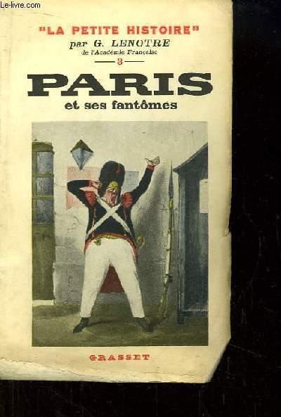 Paris et ses Fantômes.
