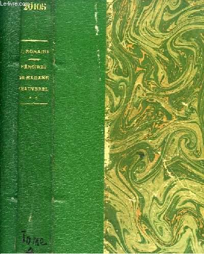 Mémoires de Madame Chauverel. TOME 2