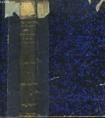 Alexandre Le Grand, Roi de Macédoine.