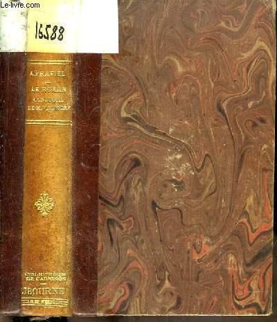 Le roman conjugal de Monsieur Valmore.