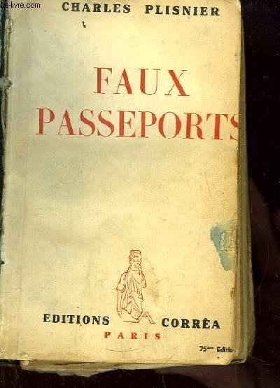 Faux Passeports.