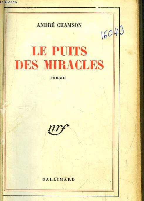 Le Puits des Miracles