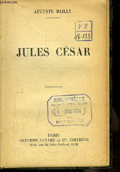 Jules César.