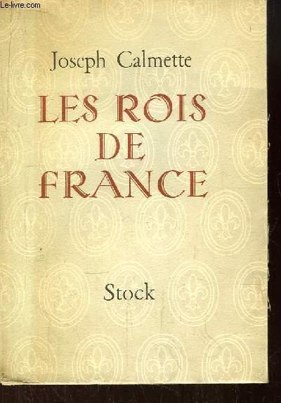 Les Rois de France.
