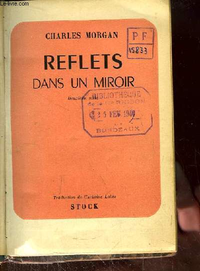 Reflets dans un miroir. 2ème série