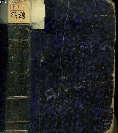 Myrrha-Maria. Chronique du XVIIIe siècle.