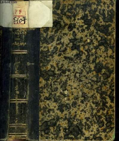 Poésies de Schiller.