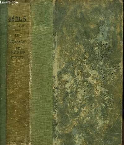 Le Voyage de Patrice Périot. Roman.