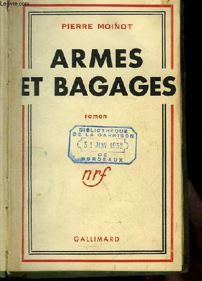 Armes et Bagages.