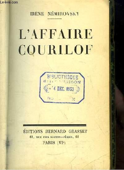 L'Affaire Courilof.