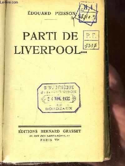 Parti de Liverpool ...