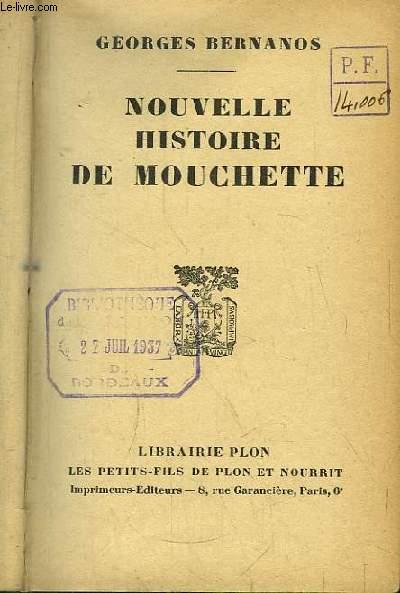 Nouvelle Histoire de Mouchette.