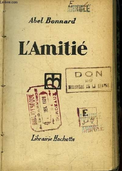 L'Amitié