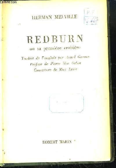 Redburn ou sa première croisière