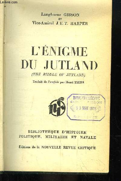 L'Enigme du Jutland (The Riddle of Jutland)