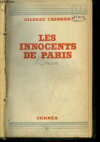 Les Innocents de Paris.