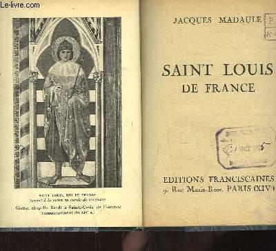 Saint Louis de France.