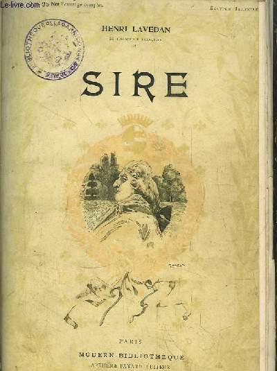 Sire.