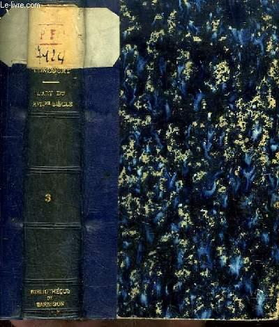 L'Art du XVIIIe siècle, 3ème série : Eisen, Debucourt, Moreau, Fragonard, Prudhon.