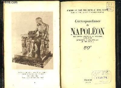 Correspondance de Napoléon. Six cents lettres de travail (1806 - 1810).