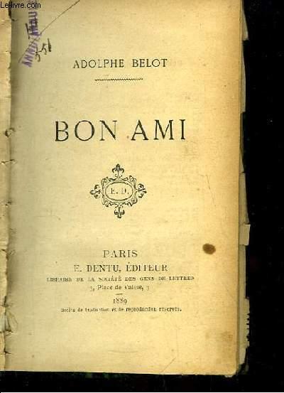 Bon Ami.