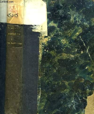 Biographie de mes Fantômes, 1901 - 1906