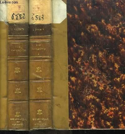 Les papilhôtos. Edition populaire. EN 2 TOMES : Les Poèmes et les Odes - Les satires et les épitres.