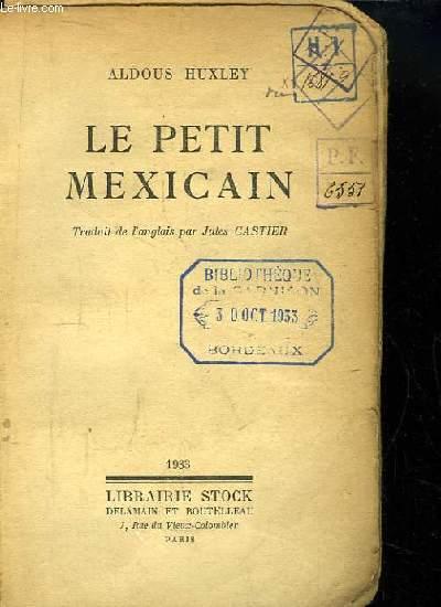 Le Petit Mexicain.