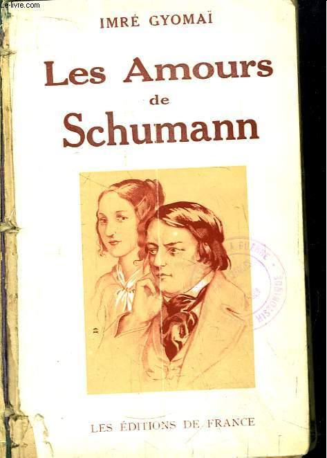 Les Amours de Schumann.