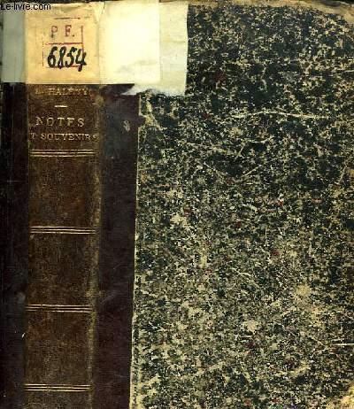 Notes et Souvenirs 1871 - 1872