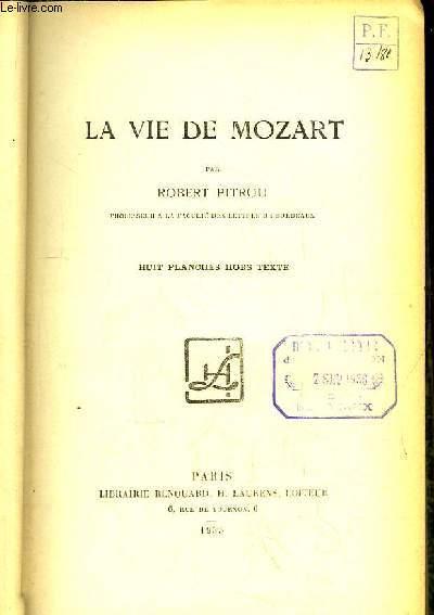 La Vie de Mozart.