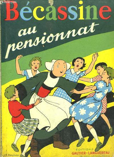 Bécassine au Pensionnat.