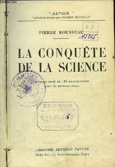 La Conquête de la Science.
