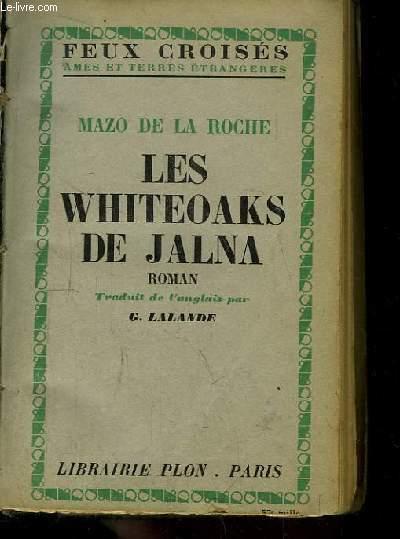 Les Whiteoaks de Jalna
