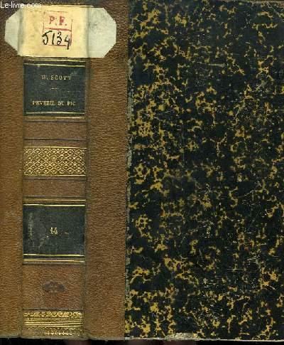 Oeuvres de Walter Scott. TOME 14 : Peveril du Pic.