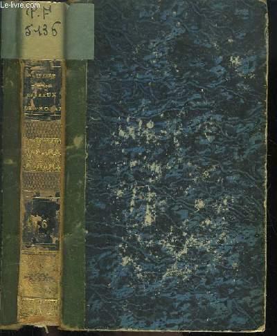 Oeuvres de Walter Scott. TOME 16 : Les Eaux de Saint-Ronan.