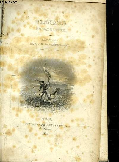 Oeuvres de Walter Scott. TOME 19 : Richard en Palestine.