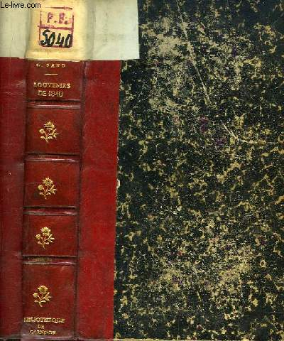 Souvenirs de 1848