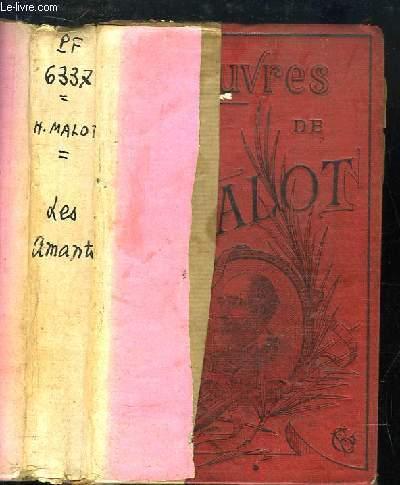 Oeuvres de Malot. Les Amants.