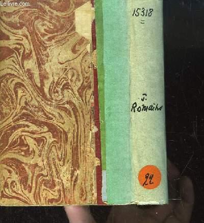 Les Hommes de Bonne Volonté, TOME 22 : Les travaux et les joies. Roman.