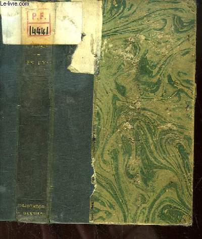 Les Lys Sanglants. Roman historique.