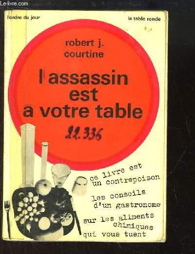 L'assassin est à votre table.