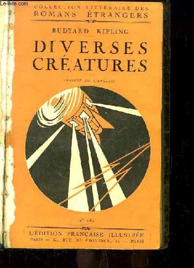 Diverses Créatures.