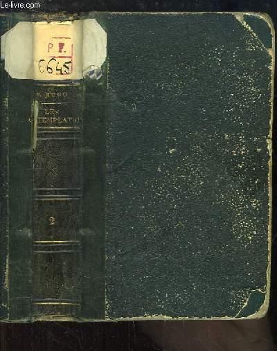 Les Contemplations, TOME 2 : Aujourd'hui, 1845 - 1856