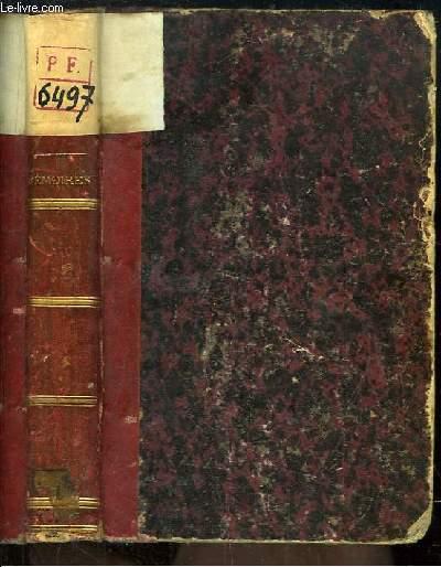 Mémoires inédits de Lamartine, 1790 - 1815