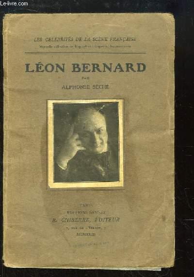 Léon Bernard.